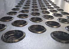 Chapas Perfuradas - Furos Decorativos Especiais Sob Medida Com Qualidade