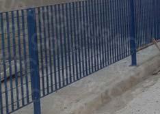 Gradil de Proteção e Segurança Resistente Eletrosoldado